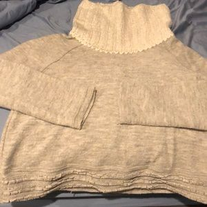 Very pretty Anthropologie sweater